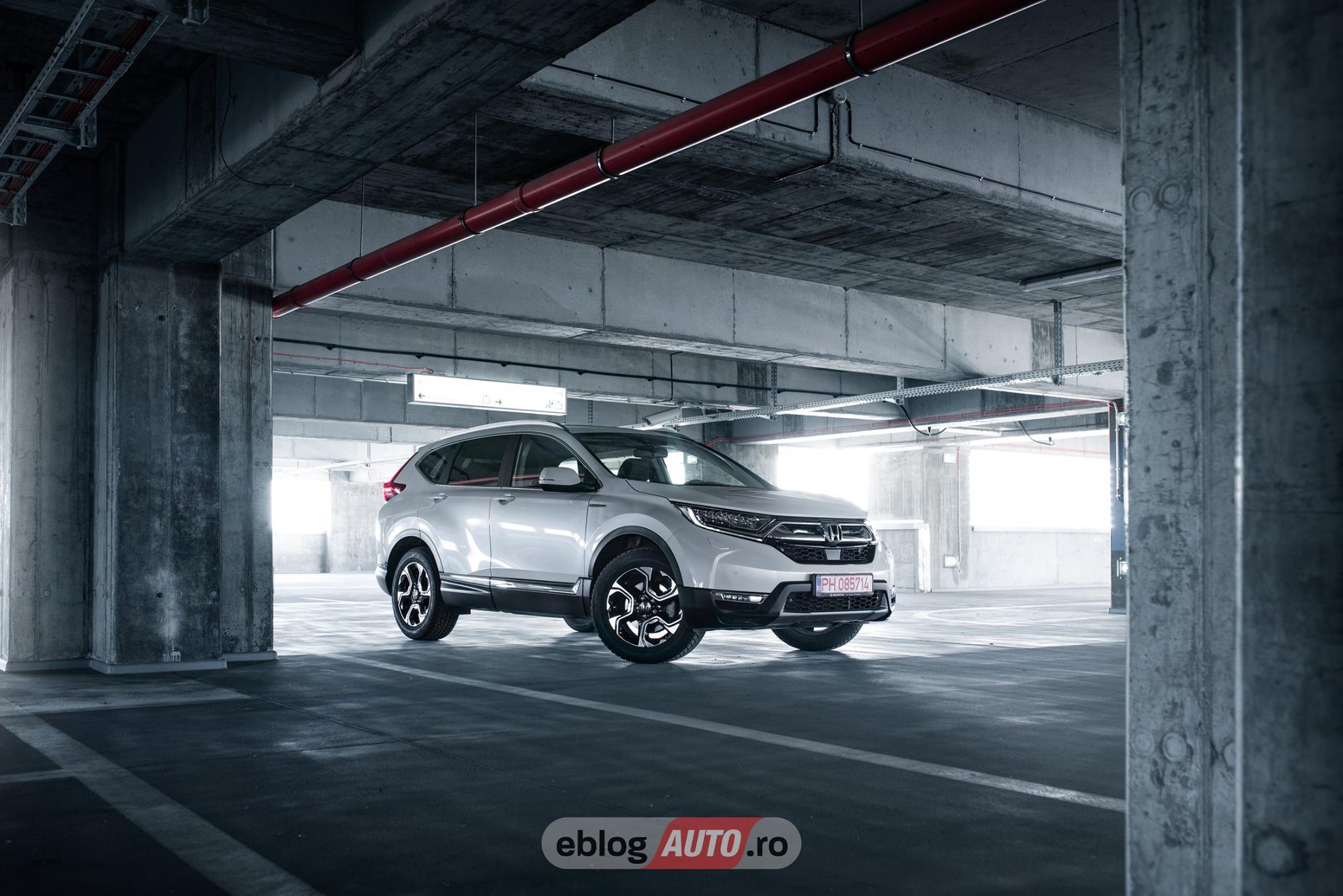 Honda CR-V – FULL HIBRID
