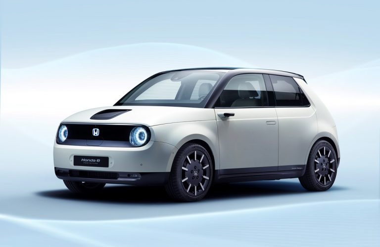 Honda vine la Geneva cu E Prototype