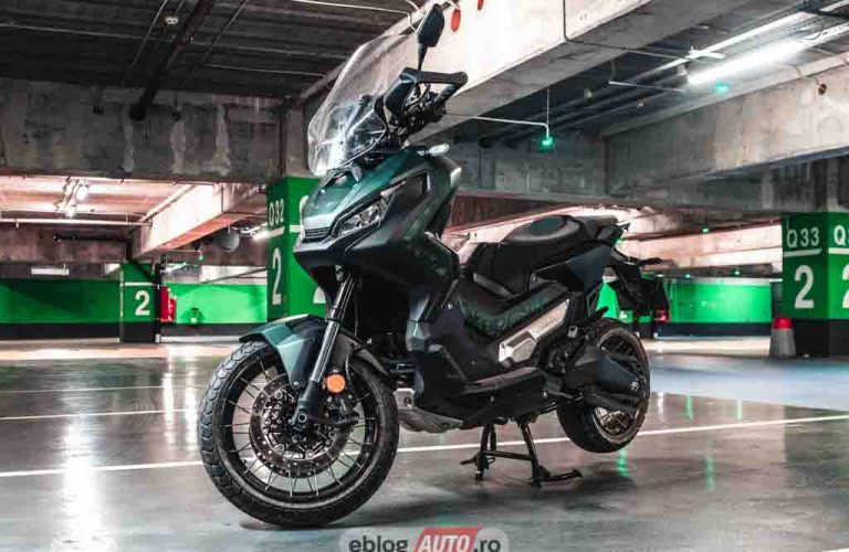 Test Honda X-ADV – un scooter de offroad? [VIDEO]