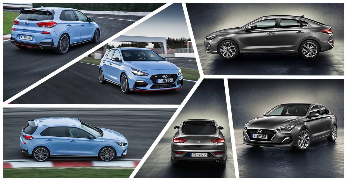 Hyundai mai lanseaza doua modele: i30N si i30 Fastback [VIDEO]
