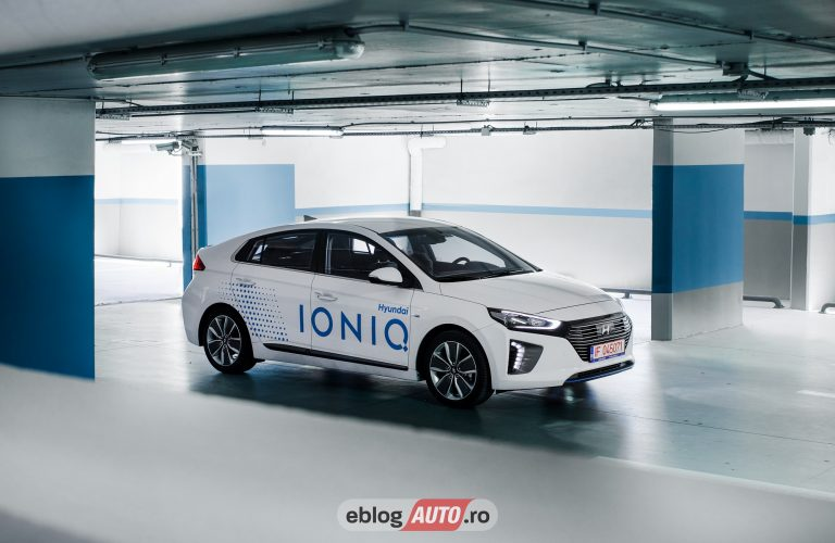 Test Drive Hyundai Ioniq Hybrid 141 CP Exclusive 2017 [VIDEO REVIEW]
