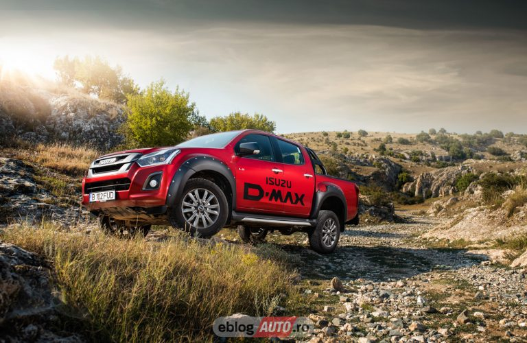 Test Drive Isuzu D-Max 2019 [VIDEO]