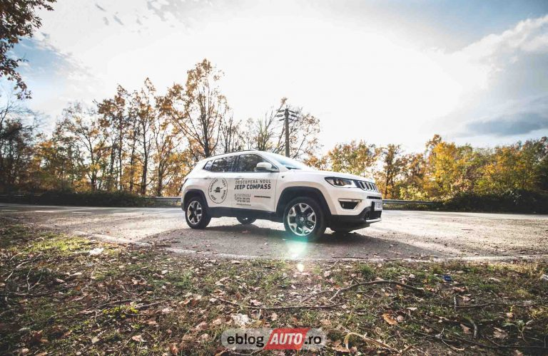 Test Drive Jeep Compass 2.0 Multijet 140 4×4 LIMITED 2017 [REVIEW]
