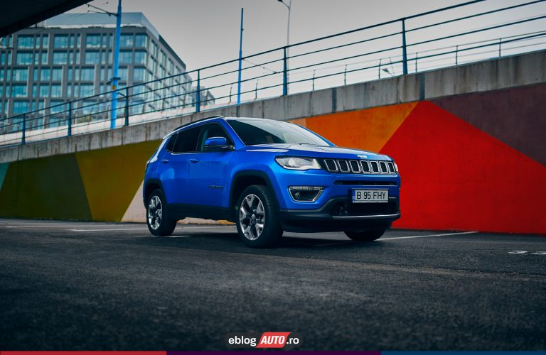 Test Drive Jeep Compass 2.0 Multijet 170 4×4 LIMITED 2021 [REVIEW]