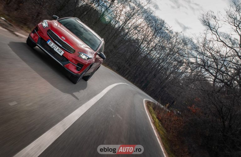 Test Drive KIA 1.6 T-GDI 204 CP 7DCT 2020 [VIDEO]