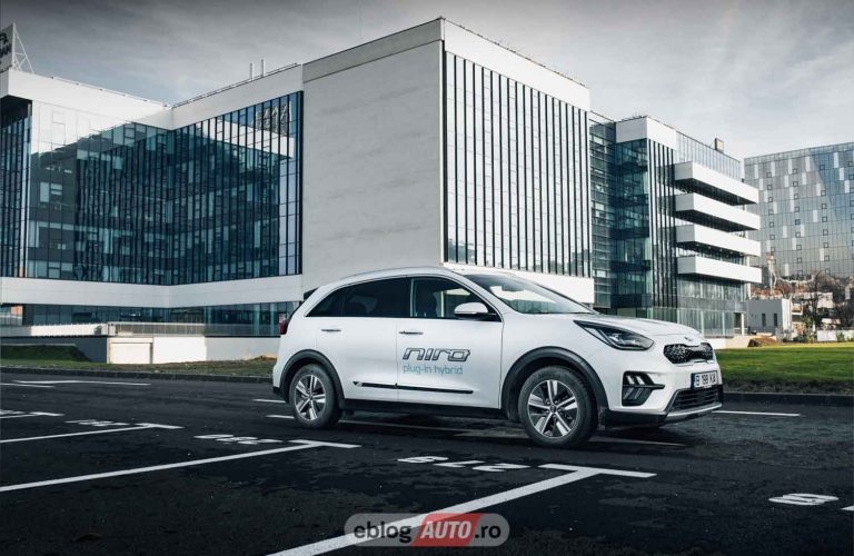 Test Drive KIA NIRO Plug-in Hybrid PHEV 2020 [VIDEO]