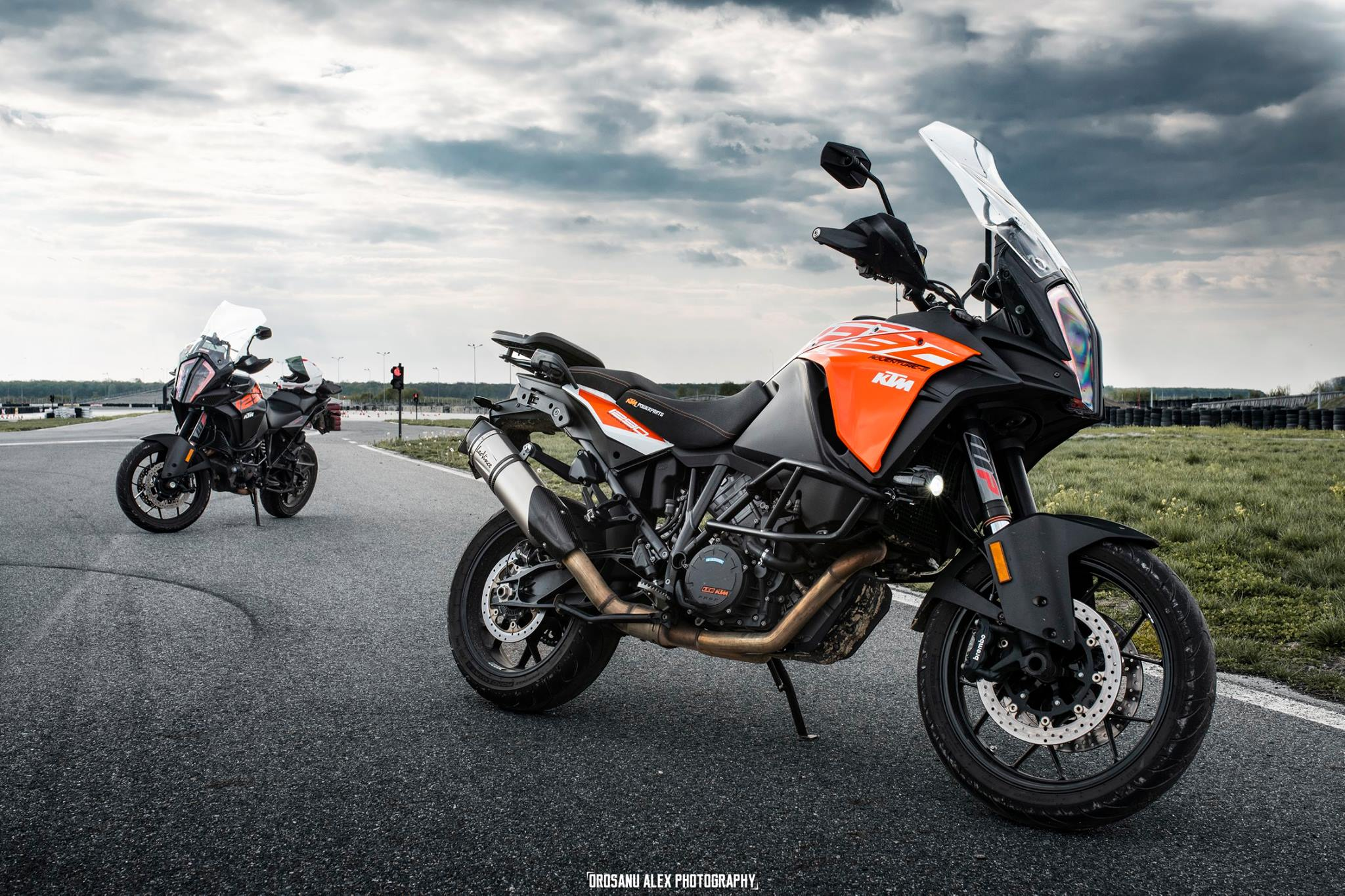 Test Ride KTM 1290 SUPER ADVENTURE S 2019