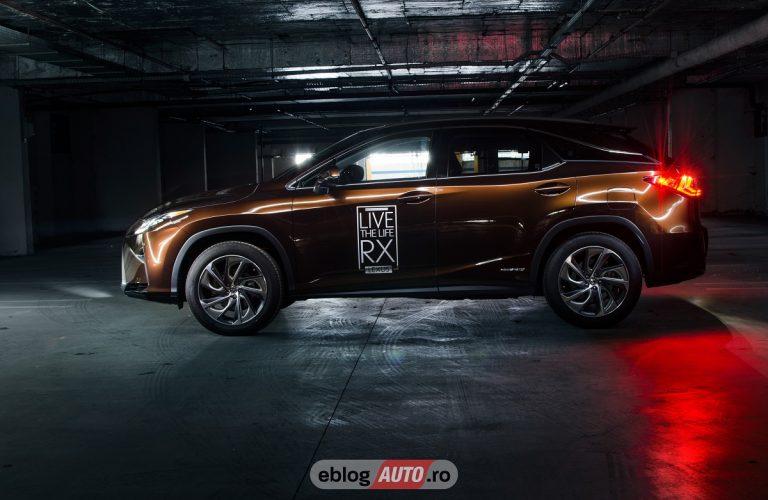 Test Drive Lexus RX 450h CVT 4WD Luxury 2017 [VIDEO & VLOG]