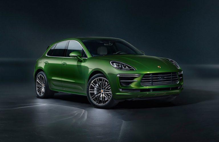 Facelift pentru Porsche Macan Turbo