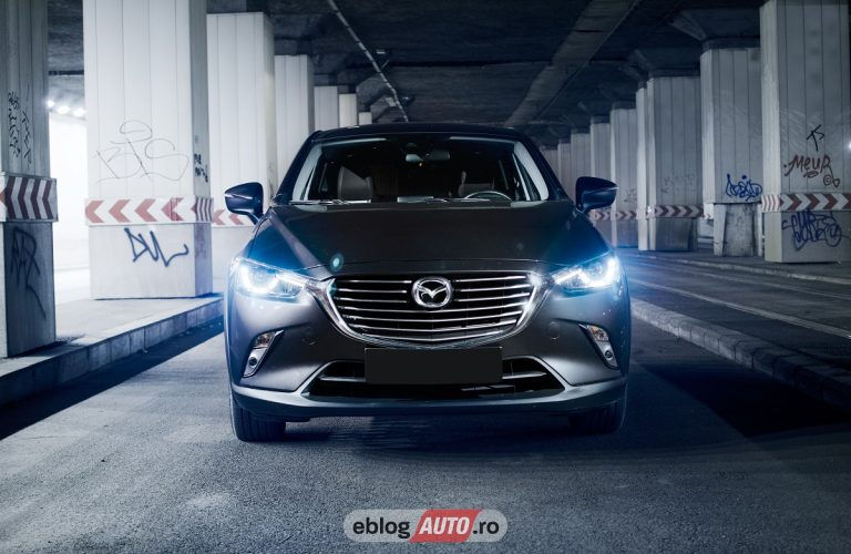 Test Drive Mazda CX-3 Takumi 2017 [VIDEO]