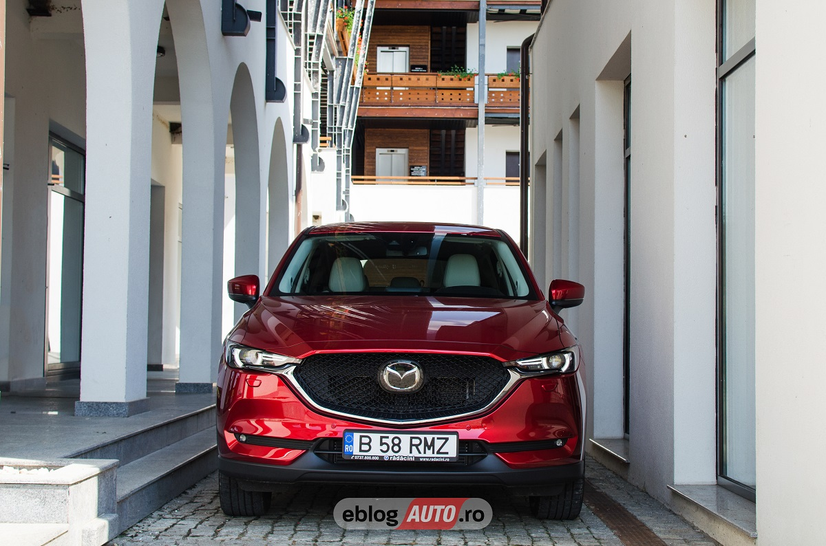 Test Drive Mazda CX-5 CD175 Revolution TOP AT6 2017 [VIDEO]