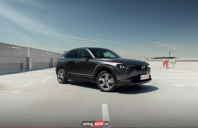Test Drive Mazda MX30 – un experiment (ne) REUȘIT?!