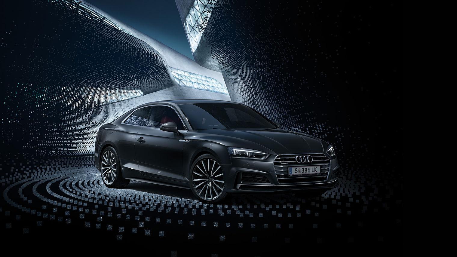 Noul Audi A5