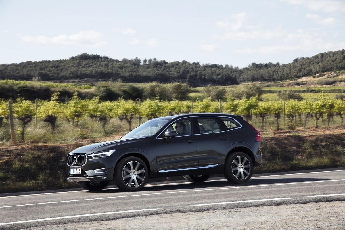 Vezi preturile noului Volvo XC60 pentru Romania