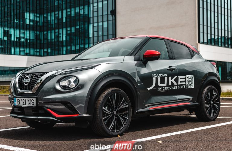 Test Drive Nissan Juke 2020 [VIDEO]