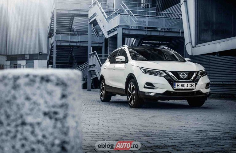 Test Drive Nissan Qashqai DIG-T 1.2 CVT Tekna 2018 [VIDEO REVIEW]