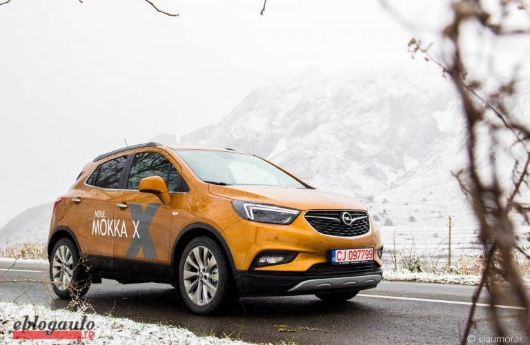Test drive Opel Mokka X 2017 [REVIEW & VIDEO]