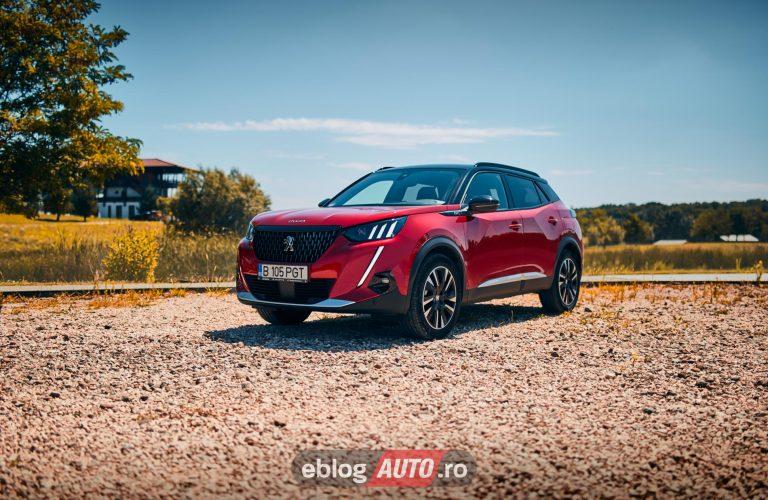 Test Drive Peugeot 2008 1.2 Puretech 2020 [VIDEO]
