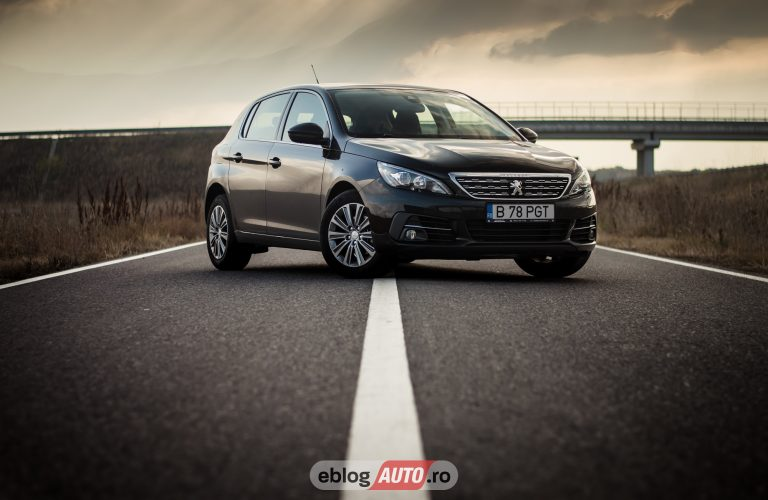 Test Drive Peugeot 308 facelift 1.6 HDI M6 ALLURE 2017 [REVIEW]