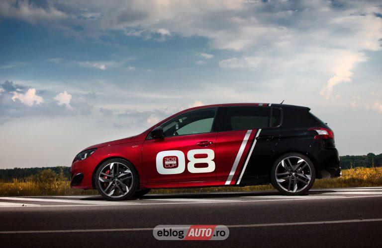 Test Drive Peugeot 308 GTi 2017 [VIDEO]