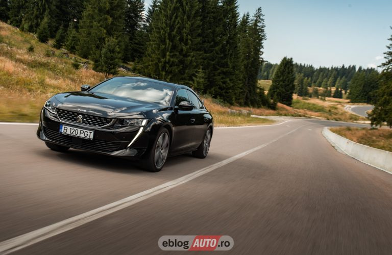 Test Drive PEUGEOT 508 4 USI GT 2.0 BLUEHDI STT 180 CP EAT8 [VIDEO]