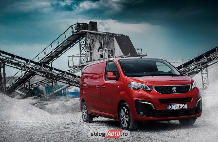 Test Drive Peugeot Expert 1.6 HDi 2017 [VIDEO]
