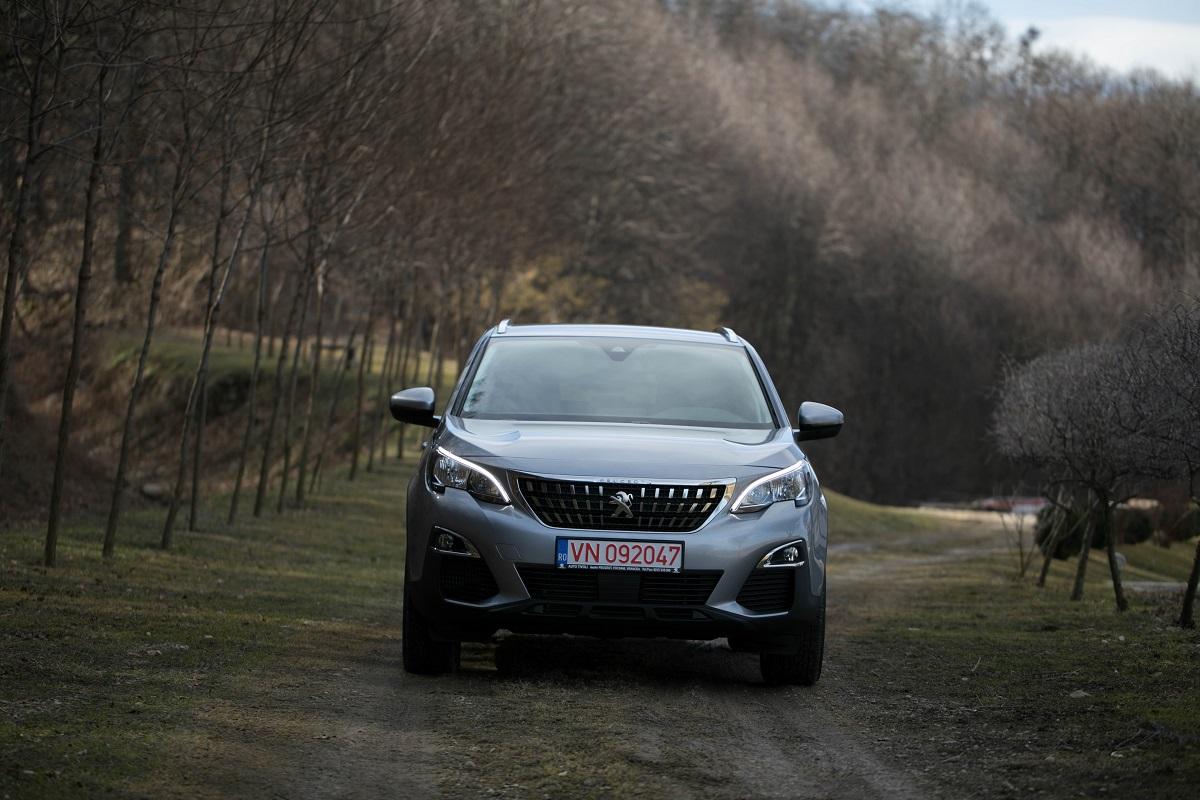 Test Drive Peugeot 3008 1.2 PureTech 130 CP 2017 [TEST VIDEO]