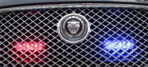 Politia Romana a primit un Jaguar XFR Supercharged