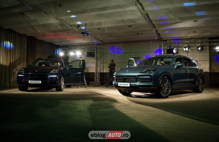 Lansare Porsche Cayenne 2018 [PREVIEW]