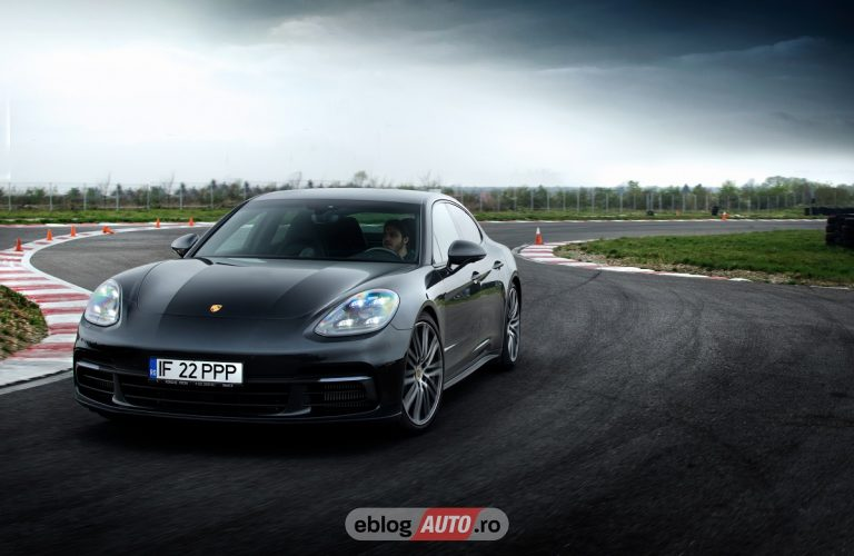Test Drive Porsche Panamera 4S 2017 [Video Review]
