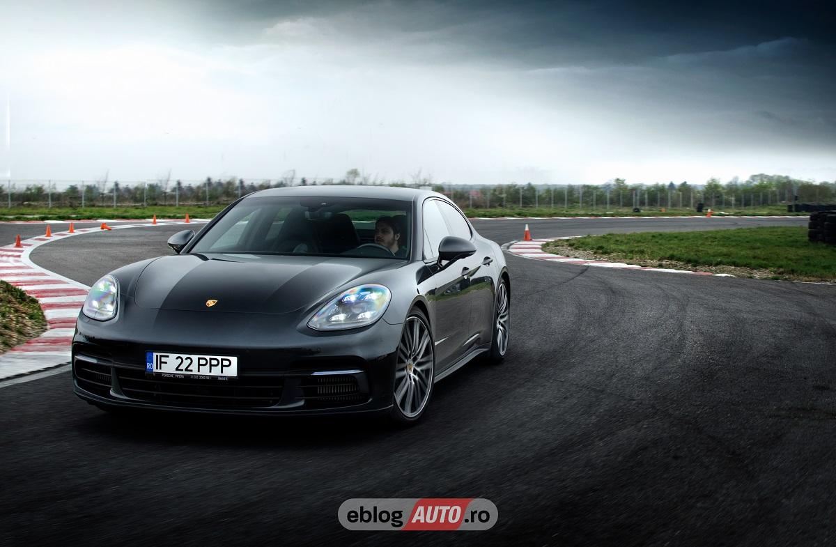 Test Drive Porsche Panamera 4S 2017 [Video Review]