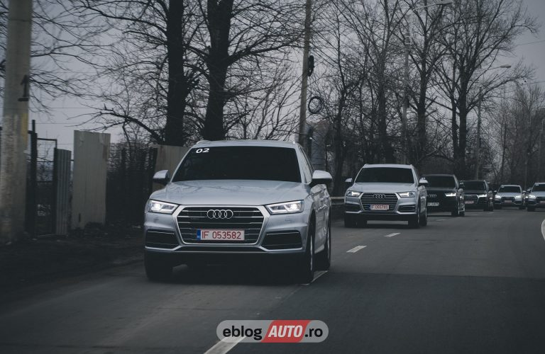 QUATTRO DRIVE EVENT 2018 – APAN Automobile AUDI GALATI