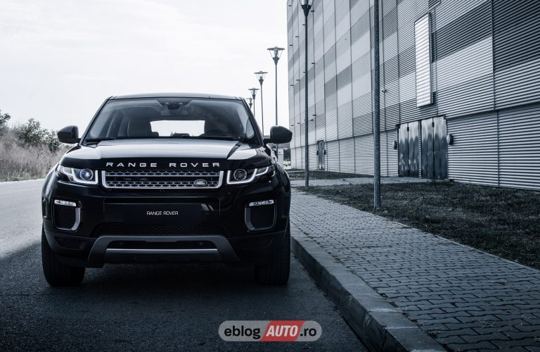 Test Drive Range Rover Evoque 2017 [VIDEO REVIEW]