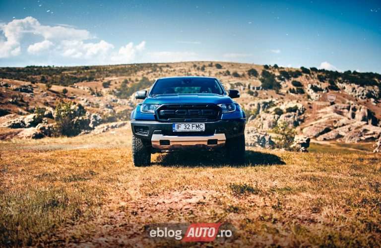Test Drive Ford Ranger Raptor 2020 [VIDEO]