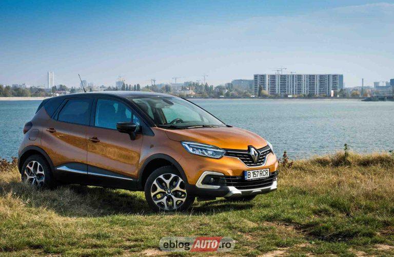 Test Drive Renault Captur 1.2 EDC XMOD facelift 2018 [VIDEO REVIEW]