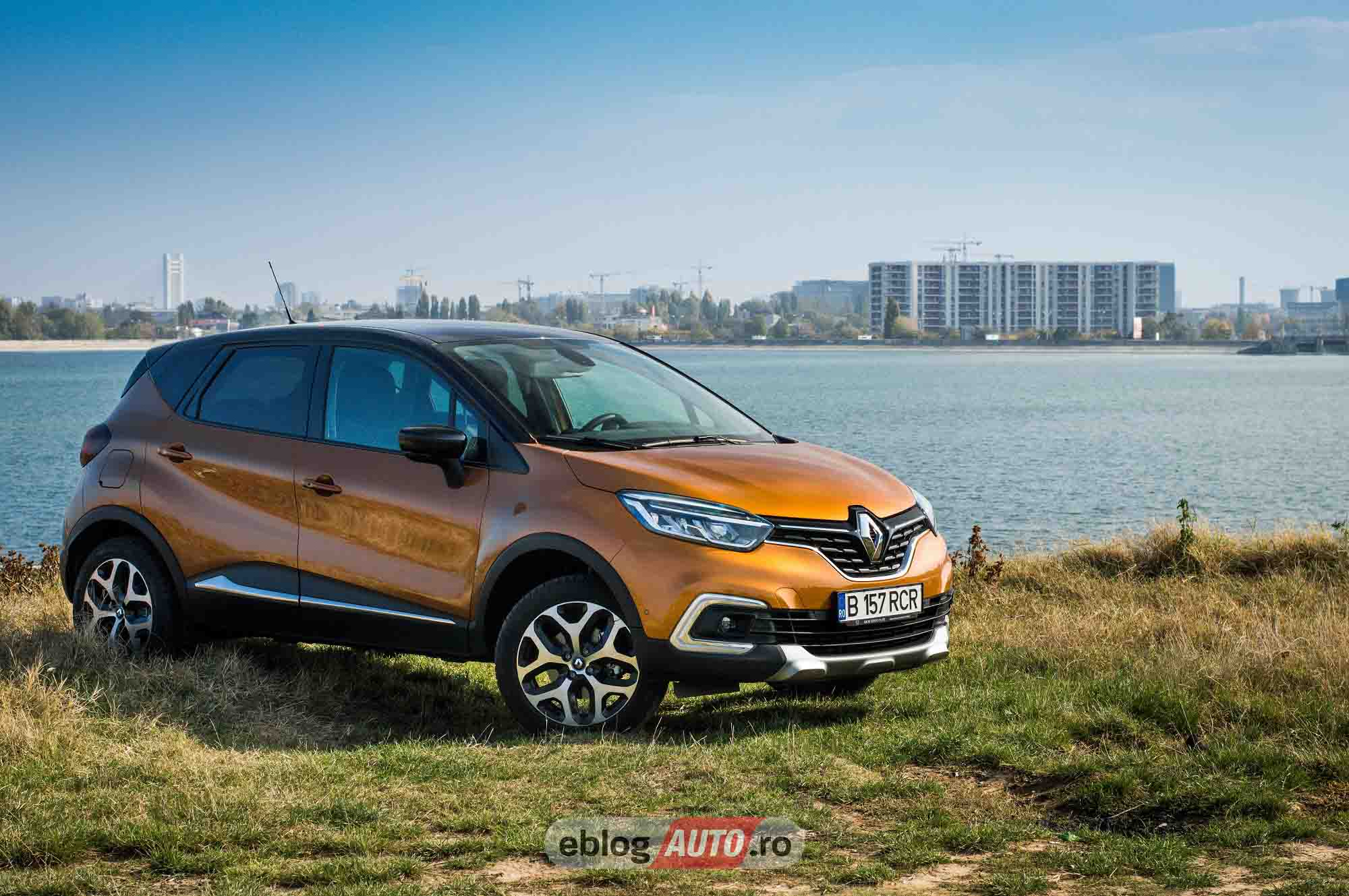 Test Drive Renault Captur 1.2 EDC XMOD facelift 2018 [VIDEO REVIEW]