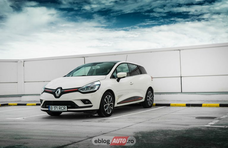 Test Drive Renault Clio Estate 2018 [POV & Review]