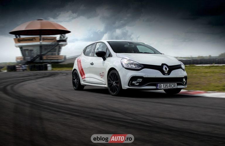Test Drive Renault Clio RS TROPHY 2017 [VIDEO]