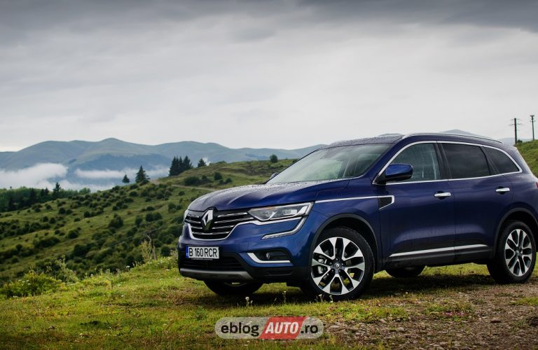 Test Drive Renault Koles 4×4 2017 [VIDEO]