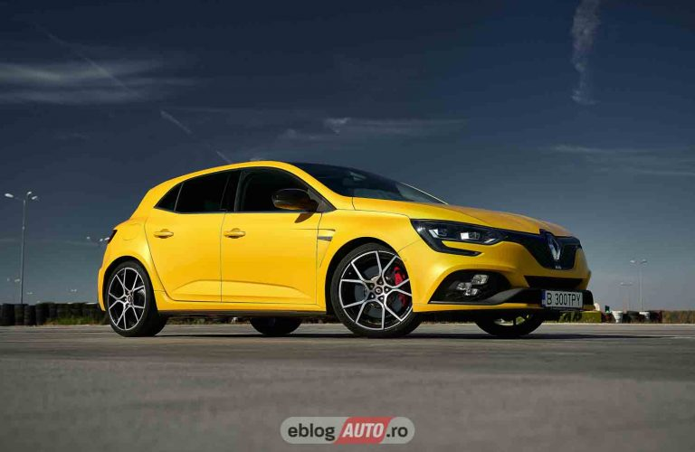 Test Drive Renault Megane RS Trophy 300 2019 [VIDEO]