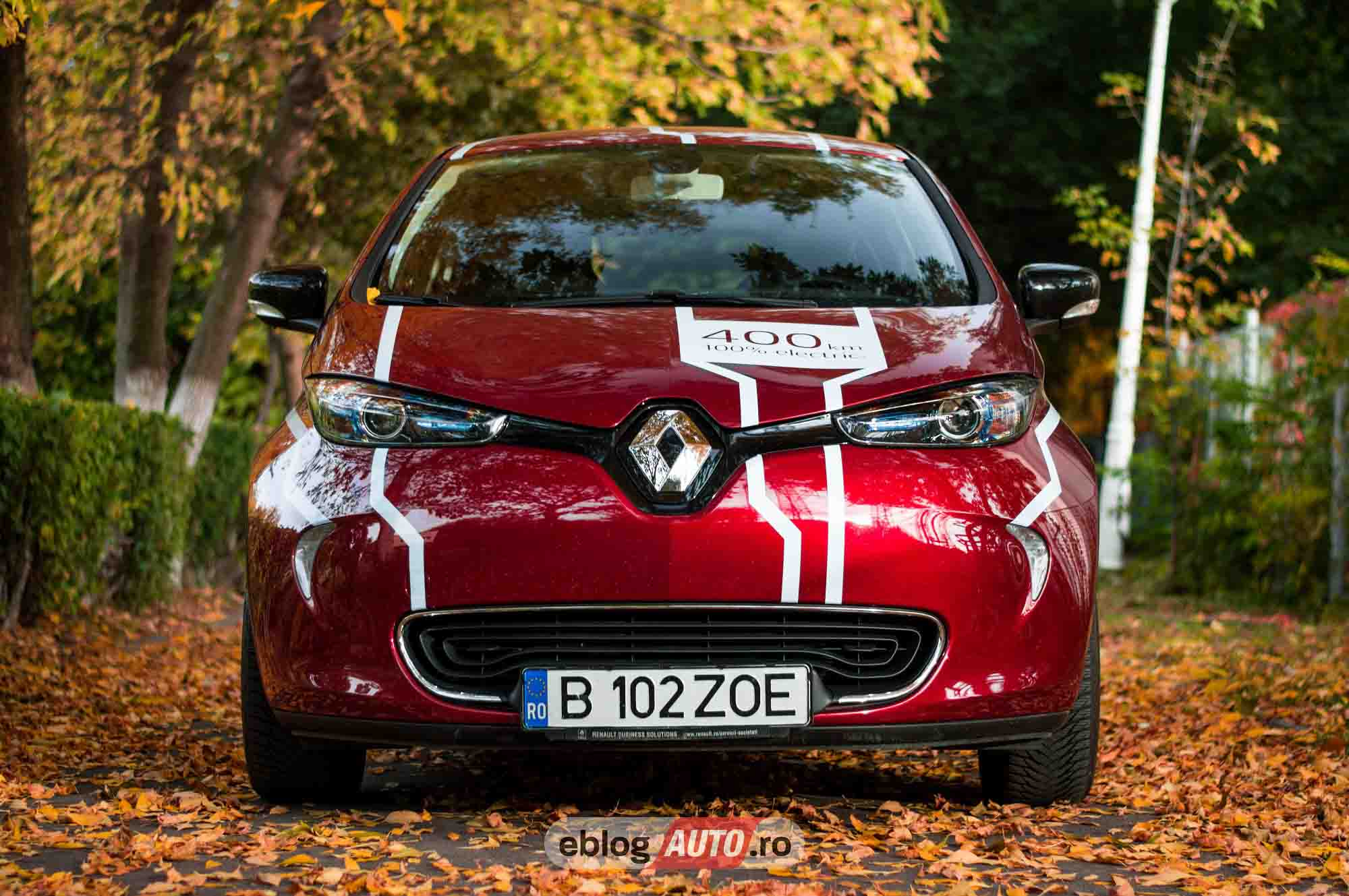 Test Drive Renault ZOE 40 2017 [VIDEO REVIEW]