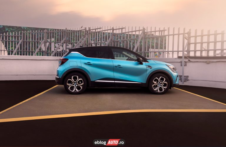 Test Drive Renault Captur E-TECH Plug-In Hybrid 2021 [VIDEO]