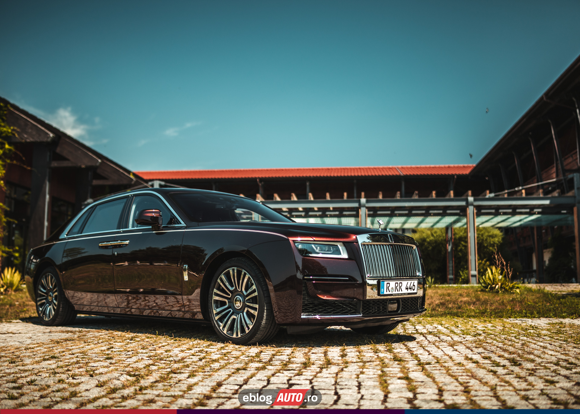 Lansare Rolls-Royce în România