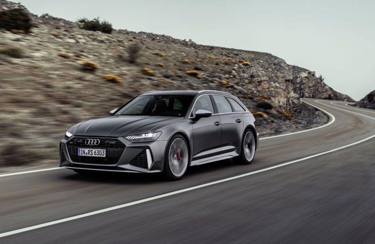 Noul Audi RS6 Avant, primele detalii oficiale