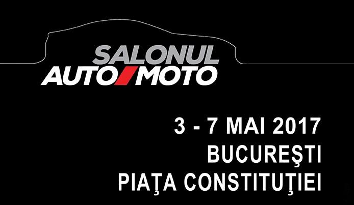 SALONUL AUTO-MOTO are loc SAPTAMANA VIITOARE (3-7 MAI) in Piata Constitutiei