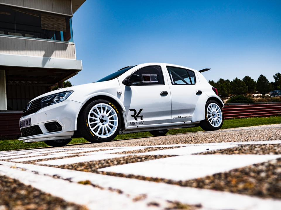 Un nou jucător în lumea raliurilor: Dacia Sandero R4