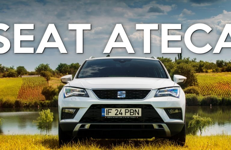 Test Drive Seat Ateca AWD 2017 [VIDEO REVIEW]