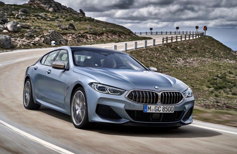 BMW Seria 8 Gran Coupe, primele informații oficiale