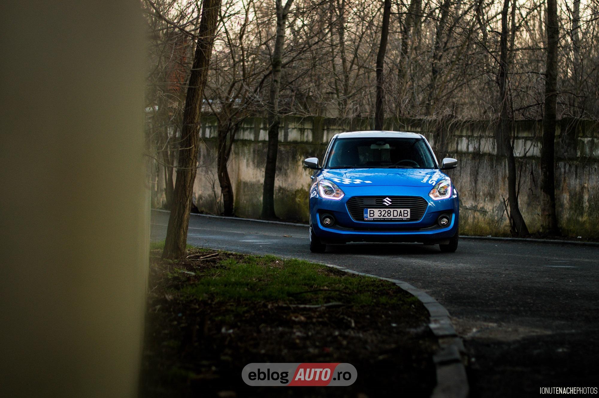 Test Drive Suzuki Swift 1.0 Boosterjet mild-hybrid 2018 [BONUS – VIDEO REVIEW]