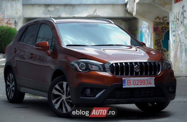 Test Drive Suzuki SX4 Hybrid 2020 [VIDEO]